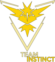 Team Instinct Woman - Black/White