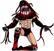 Balor The Venom - BLUZA BY WRESTLEHAWK