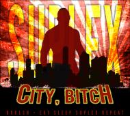 SUPLEX CITY BITCH - KOSZULKA BY WRESTLEHAWK