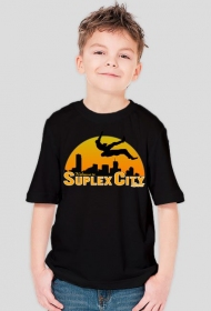 SUPLEX CITY BITCH - KOSZULKA BY WRESTLEHAWK