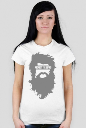 RESPECT THE BEARD - KOSZULKA BY WRESTLEHAWK