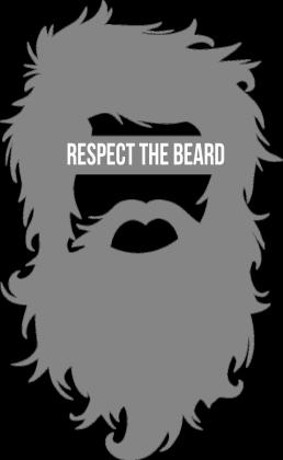 RESPECT THE BEARD - KOSZULKA BY WRESTLEHAWK