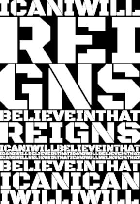 Reings I Will I Can Believe In That - KOSZULKA BY WRESTLEHAWK
