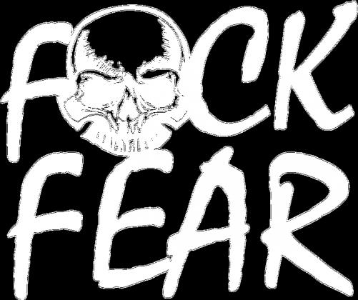 Fuck Fear - KOSZULKA BY WRESTLEHAWK