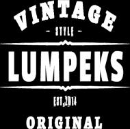 Vintage Lumpeks Original - koszulka męska