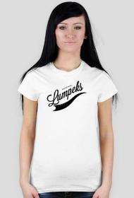 Original Lumpeks - damski t-shirt z nadrukiem