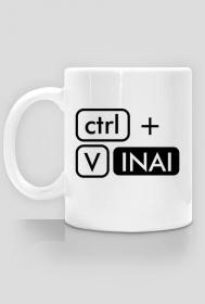 CTRL + V INAI Kubek