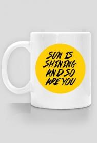 Sun Is Shining Kubek