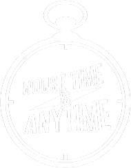House Time Is Anytime (Czarna)