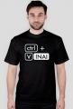 CTRL + V INAN (Czarna)