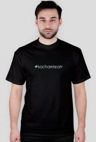 #kochamteatr - koszulka męska