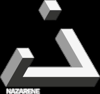 Nazarejczyk - damska czarna