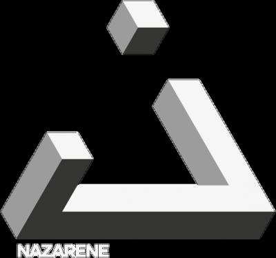 Nazarejczyk - męska czarna