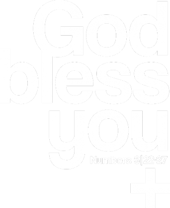 God Bless You / bluza męska, rozpinana z kapturem