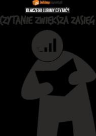 Bluza męska PiktoGrafiki - Czytanie zwiększa zasięg