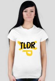 Koszulka damska TLDRxP