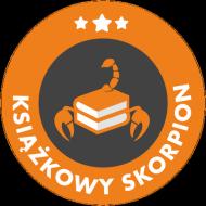 Kubek Książkowy skorpion