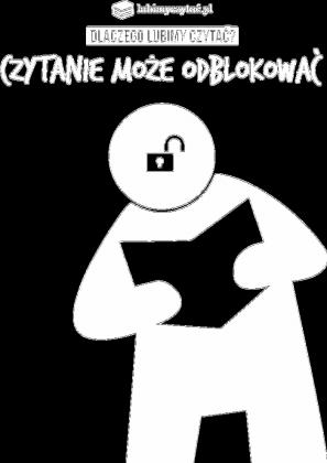 Bluza męska PiktoGrafiki - Czytanie może odblokować (wersja czarna)