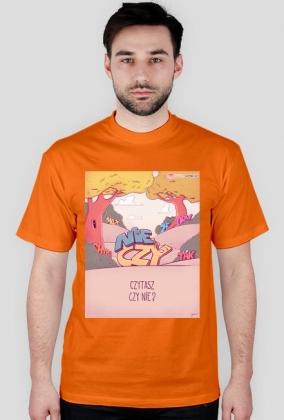 Koszulka męska Czytasz czy nie by Jaroński