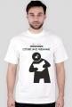 Koszulka męska PiktoGrafiki - Czytanie może odblokować