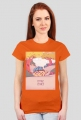 Koszulka damska Czytasz czy nie by Jaroński