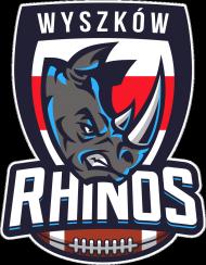 Rhinos Classic Przypinka III