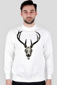 Sweatshirt - deer skull vol. 4