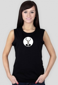 Sleeveless - deer skull vol. 1