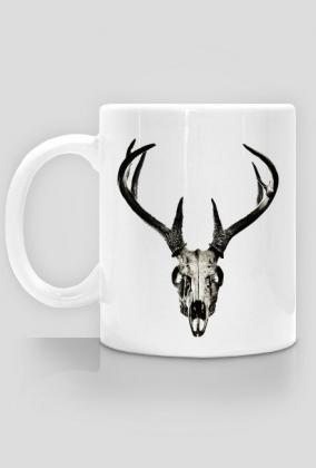 Cup - deer skull vol. 2