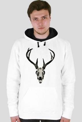 Hoodie #2 - deer skull vol. 4