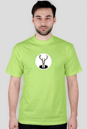 Classic T-shirt - deer skull vol. 1