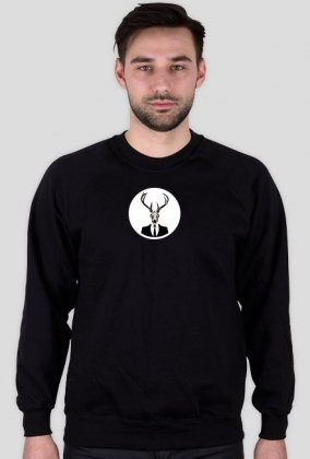 Sweatshirt - deer skull vol. 1