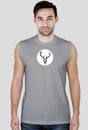 Sleeveless - deer skull vol. 3