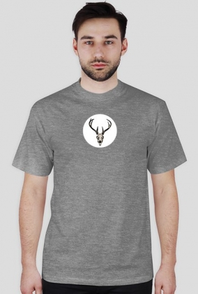 Classic T-shirt - deer skull vol. 3