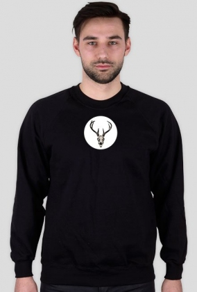 Sweatshirt - deer skull vol. 3