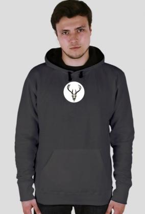 Hoodie #2 - deer skull vol. 3