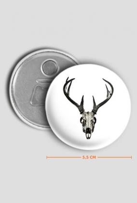 Bottle opener - deer skull