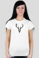 T-shirt - deer skull vol. 2
