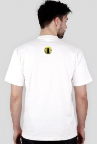 "Koszulka ""Logo Wildstyle"" Męska - biała"