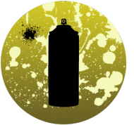 "Bluza bez kaptura ""Logo Wildstyle"" Męska - czarna"