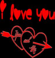 I LOVE YOU-  kubek 2