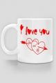 I LOVE YOU-  kubek  3