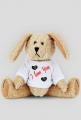 I love You-pluszowy królik