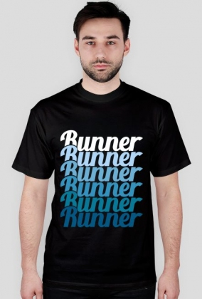 "Koszulka męska ""Runner"""