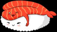 Koszulka - Sushi Love