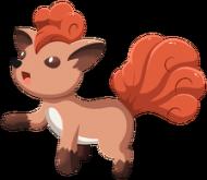 Kubek - Vulpix