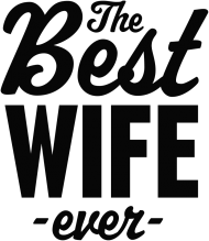 Kubek - The Best Wife Ever