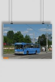 Plakat Jelcz PR110M