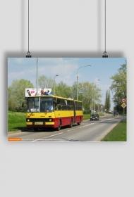 Plakat Ikarus 280.26