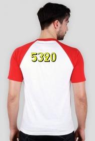 Koszulka Ikarus 5320 męska baseball (różne kolory)
